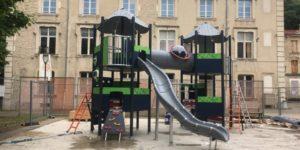 Nos services : Aire de jeux Romans-sur-Isère - Drôme, Auvergne-Rhône-Alpes