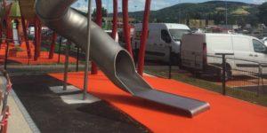 Nos services : sol amortissant aire de jeux - Isère, Auvergne-Rhône-Alpes