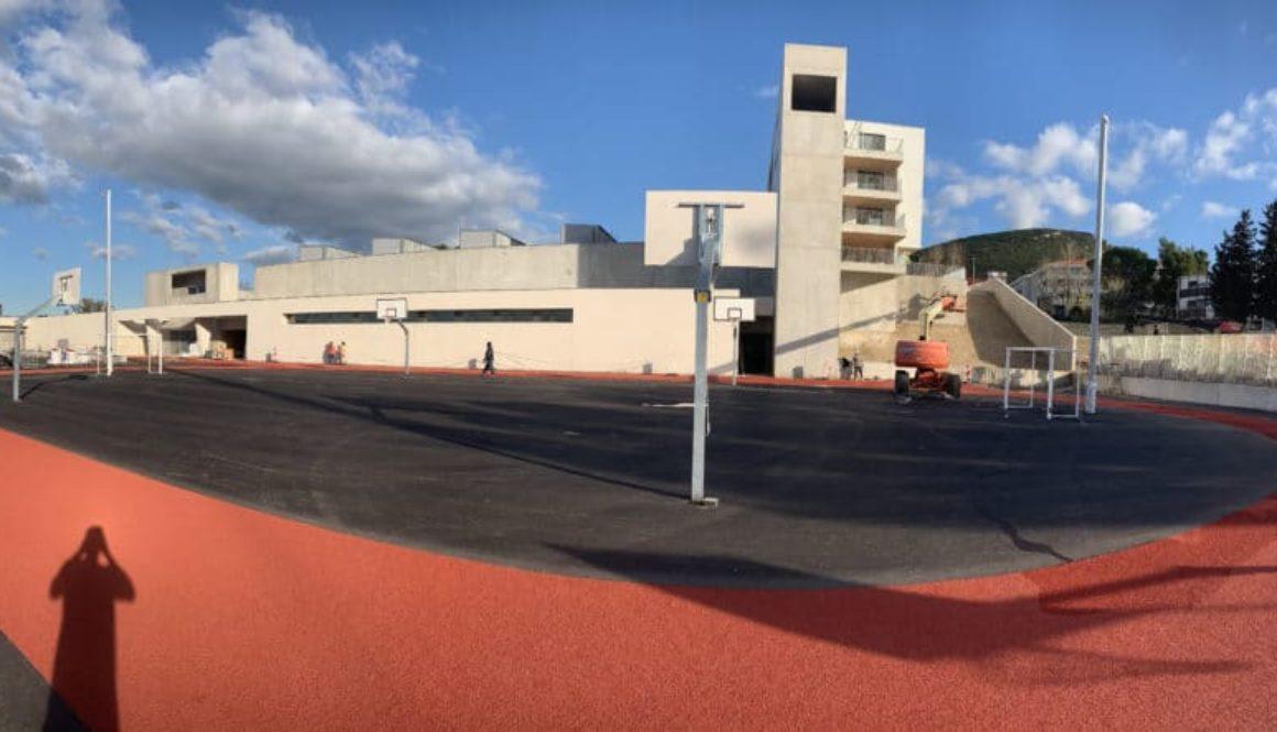 Piste d'athlétisme - Marseille, Bouche-du-Rhône (13)