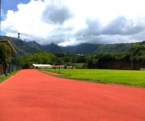 Piste d'athlétisme, La Réunion (974)