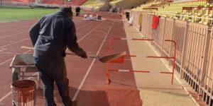 Réparation sol sportif Monaco