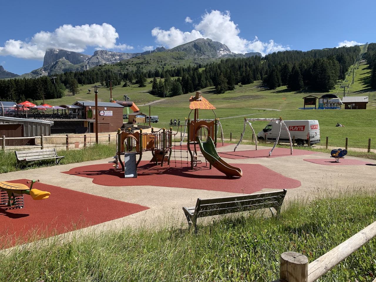 Sol souple superdevoluy, Hautes-Alpes