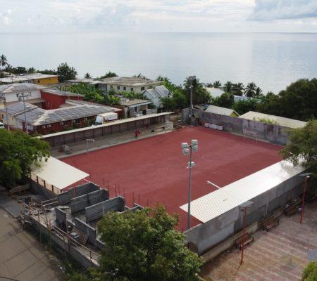 Plateaux sportifs Boueni, Mayotte (976)